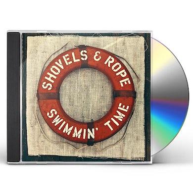 Shovels & Rope SWIMMIN TIME CD