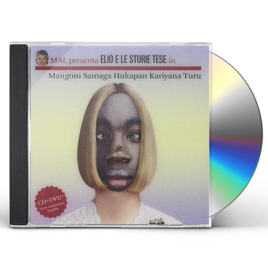 ELIO E LE STORIE TESE ELIO SAMAGA HUKAPAN KARIYANA TURU (CD+DVD) CD