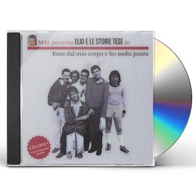 ELIO E LE STORIE TESE ESCO DAL MIO CORPO E HO MOLTA PAURA (CD+DVD) CD