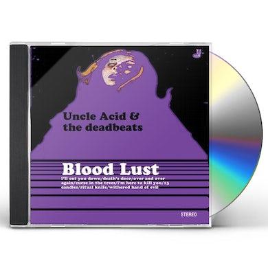 Uncle Acid & The Deadbeats BLOOD LUST CD