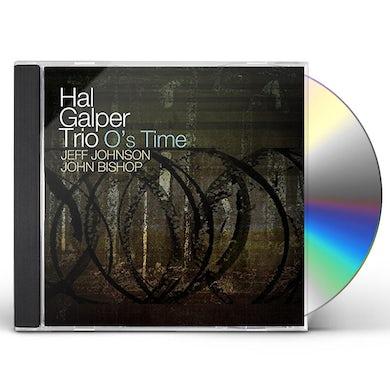 Hal Galper OS TIME CD