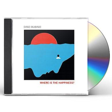 Dino Rubino WHERE IS THE HAPPINESS CD