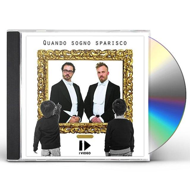 Video QUANDO SOGNO SPARISCO CD