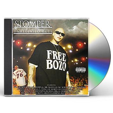 UNRELEASED KUTS CD