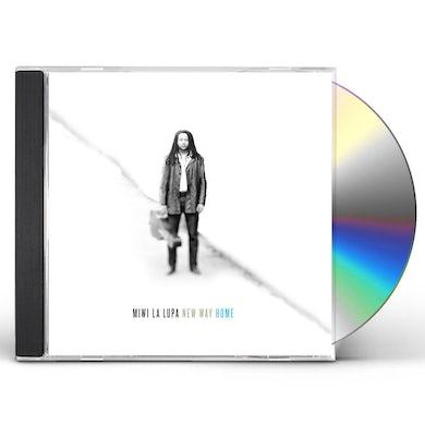 Miwi La Lupa NEW WAY HOME CD