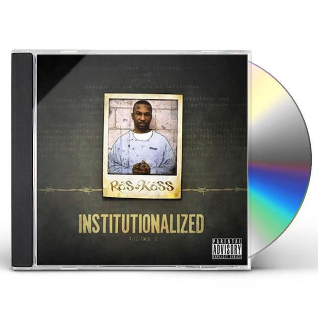 Ras Kass INSTITUTIONALIZED 2 CD