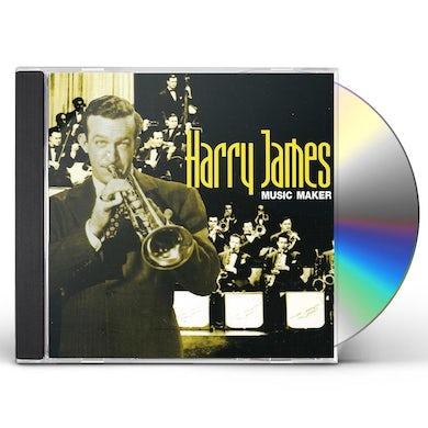 Harry James MUSIC MAKER CD