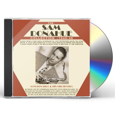 SAM DONAHUE COLLECTION 1940-48 CD