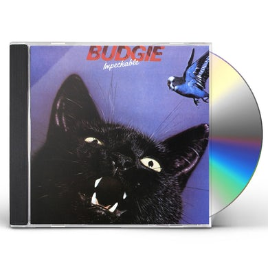 Budgie IMPECKABLE CD