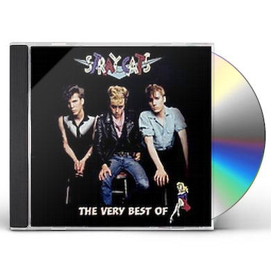 Stray Cats VERY BEST OF CD