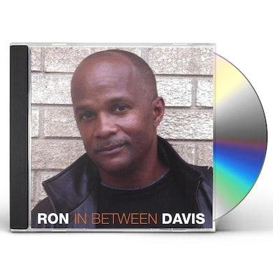 Ron Davis IN BETWEEN CD