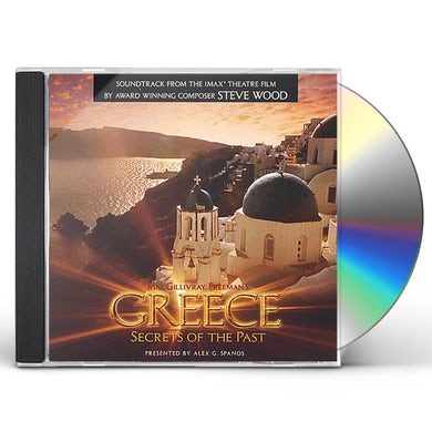 Steve Wood GREECE: SECRETS OF THE PAST CD