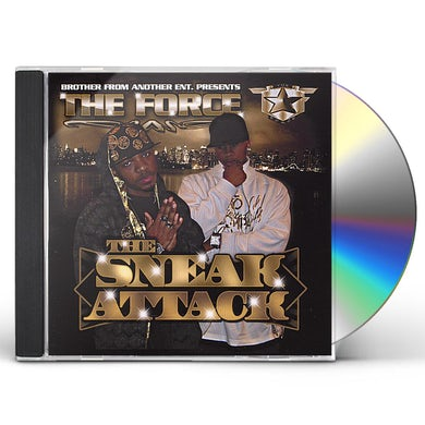 Force SNEAK ATTACK CD