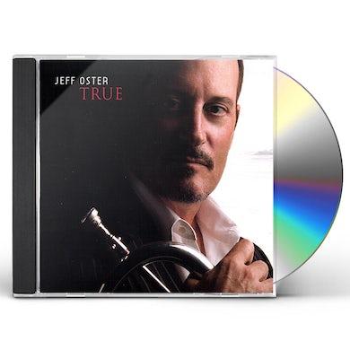 Jeff Oster TRUE CD