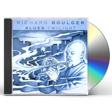 Richard Boulger BLUES TWILIGHT CD