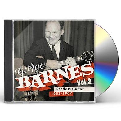 George Barnes RESTLESS GUITAR CD