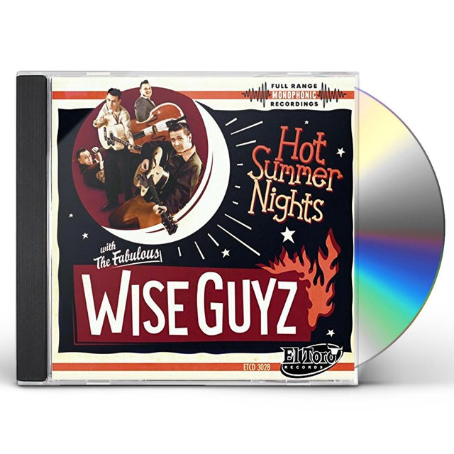 Wise Guyz HOT SUMMER NIGHTS CD