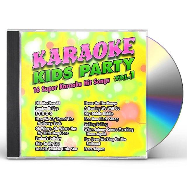 Karaoke Cloud KIDS KARAOKE PARTY 1 CD