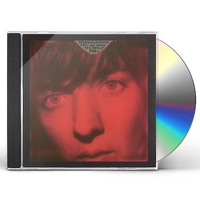 Courtney Barnett TELL ME HOW YOU REALLY FEEL CD