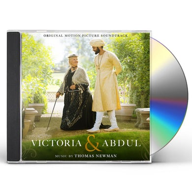 Thomas Newman VICTORIA & ABDUL - ORIGINAL SOUNDTRACK CD