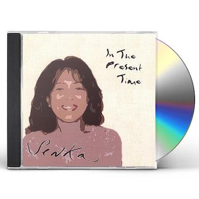 Senka IN THE PRESENT TIME CD