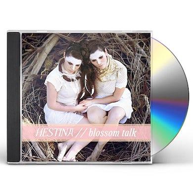 HESTINA BLOSSOM TALK CD