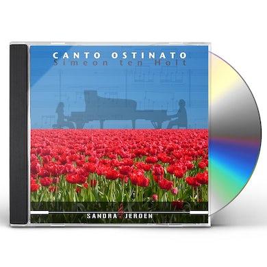 Sandra CANTO OSTINATO CD