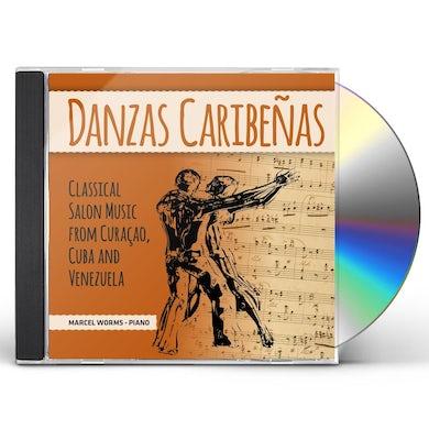 Marcel Worms DANZAS CARIBENAS CD