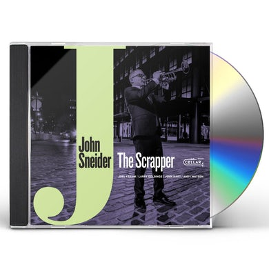 John Sneider SCRAPPER CD