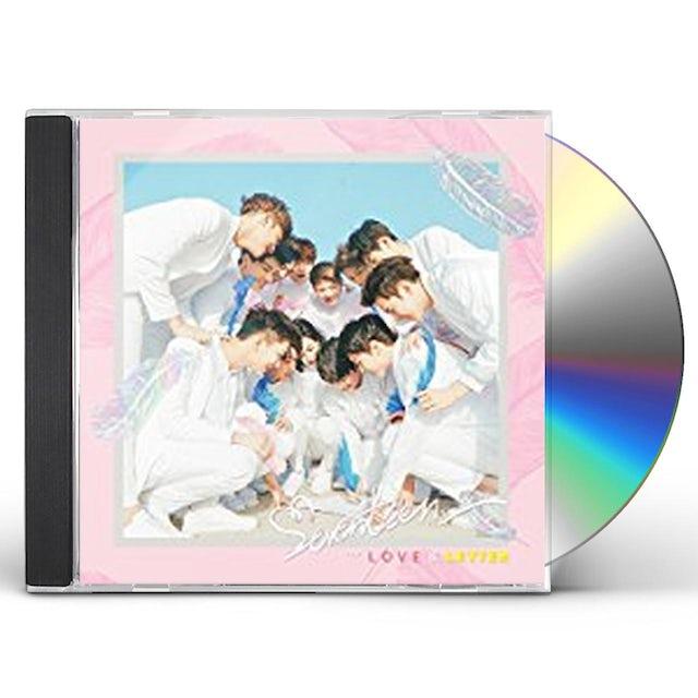Seventeen FIRST LOVE & LETTER VOL 1 (LOVE VERSION) CD