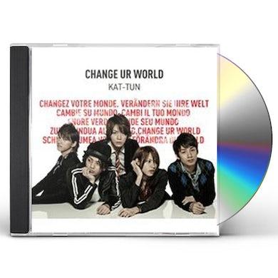 KAT-TUN CHANGE UR WORLD CD