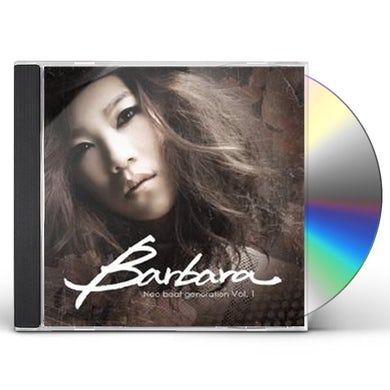 BARBARA NEO BEAT GENERATION CD