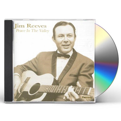 Jim Reeves PEACE IN THE VALLEY CD