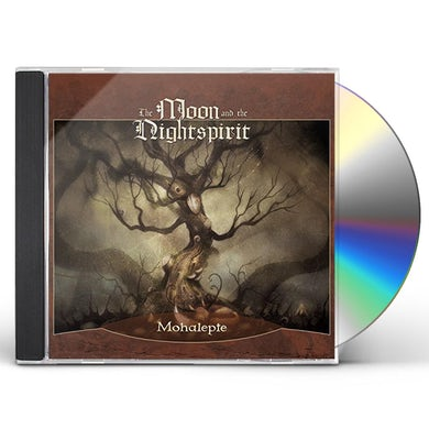 Moon & The Nightspirit MOHALEPTE CD