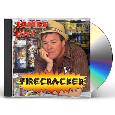 James Day FIRECRACKER CD