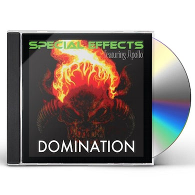 Special Effects DOMINATION CD