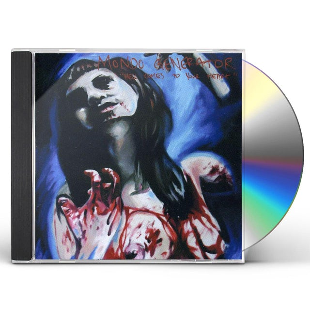 Mondo Generator HELL COMES TO YOUR HEART CD