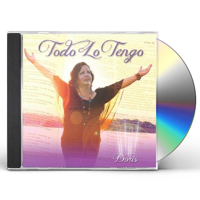 Doris TODO LO TENGO CD