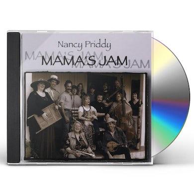 Nancy Priddy MAMA'S JAM CD