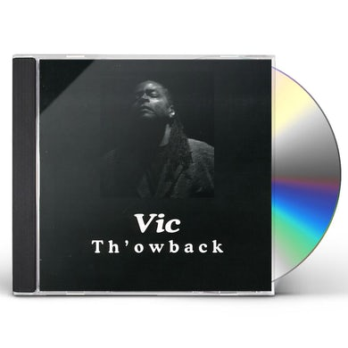 Vic TH'OWBACK CD