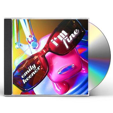 Emily Keener I'M FINE CD