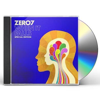 Zero 7 WHEN IT FALLS CD