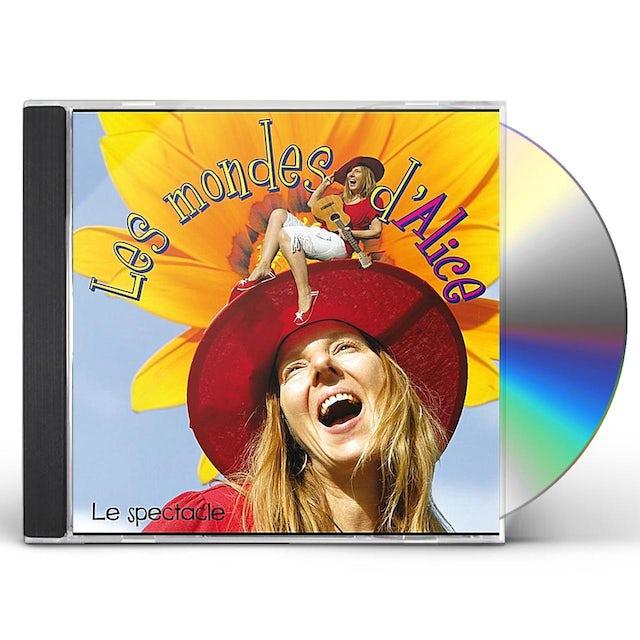 LES MONDES D'ALICE/LE SPECTACLE CD
