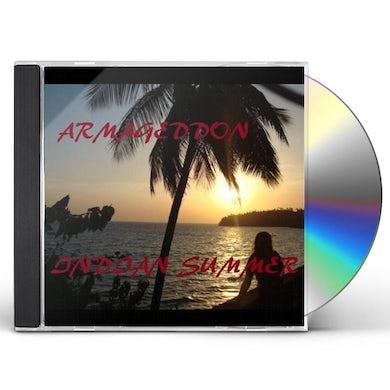 Armageddon INDIAN SUMMER CD