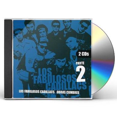 FABULOSOS CADILLACS OBRAS CUMBRES 2 CD