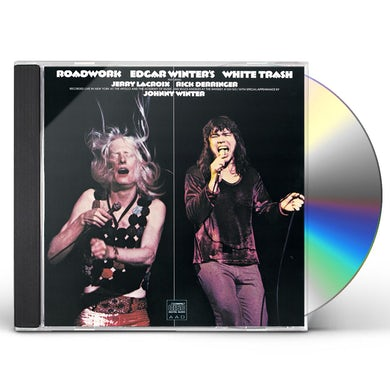Edgar Winter ROADWORK CD