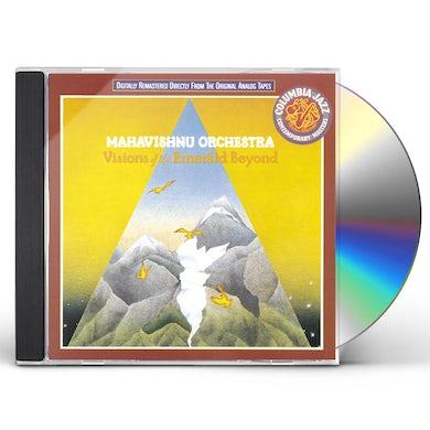 Mahavishnu Orchestra VISIONS OF THE EMERALD BEYOND CD