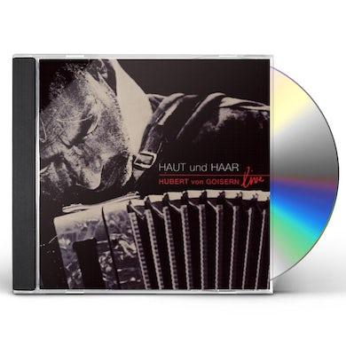 Hubert von Goisern HAUT & HAAR CD