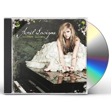 Avril Lavigne Goodbye Lullaby CD