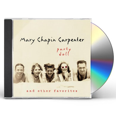 Mary-Chapin Carpenter PARTY DOLL & OTHER FAVORITES CD